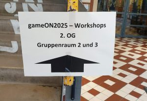 gameON2025 Workshops