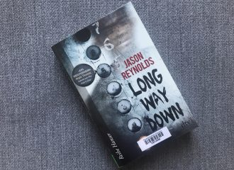 Buch Long Way Down von Jason Reynolds