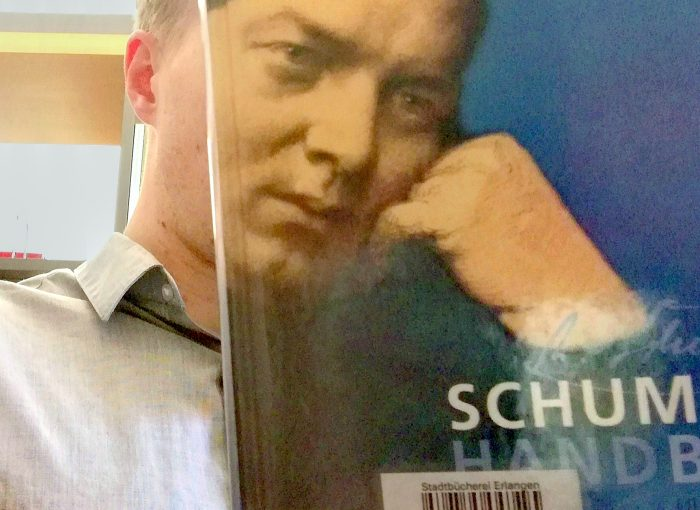 Bookface Robert Schumann