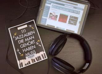 Naxos Music Library Jazz auf Tablet (CC0)
